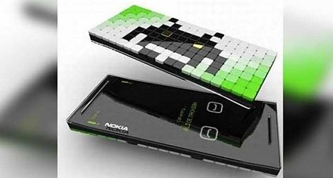 Nokia hayal gücünü aşan tasarımlar ile, durdurulamıyor!