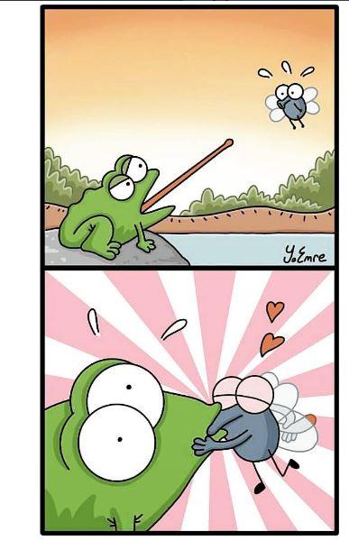 Güldüren Komik Karikatürler