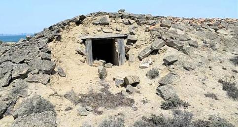 Binlerce TÜRK Askerinin Şehit Edildiği, 10 binlercesinin esir tutulduğu cehennem adası NARGİN!