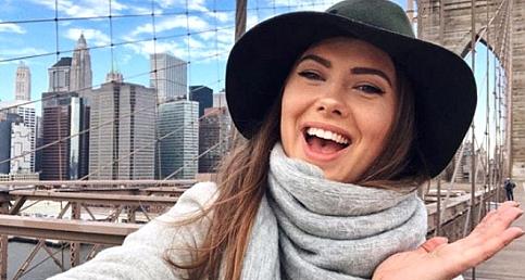 Güzel hostes paylaşımlarıyla instagram'ı sallıyor