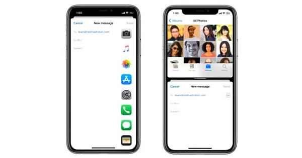 iOS 14 güncellemesi iPhone ekranını ikiye bölecek
