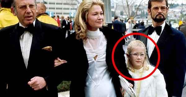 7 yaşında davetli olarak katılmıştı... En iyi yardımcı kadın oyuncu ödülüyle çıktı