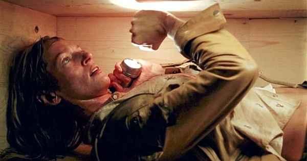 Ünlü oyuncu Uma Thurman, Kill Bill'in çekimlerinde canlı canlı gömüldü