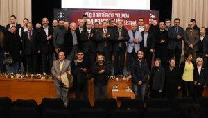 Bursa'da 'cumhurbaşkanlığı sistemi' konuşuldu