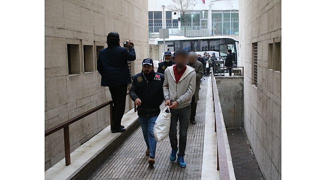 Bursa'da PKK operasyonunda 4 tutuklama