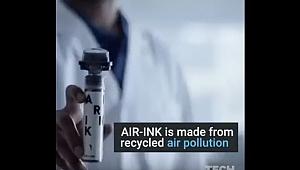 Hava kirliliğine kalemle çözüm