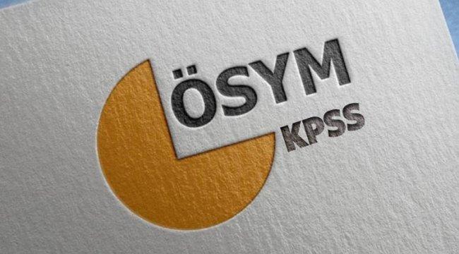 KPSS sınavı iptal mi olacak? 2016 KPSS sınavı soruşturması