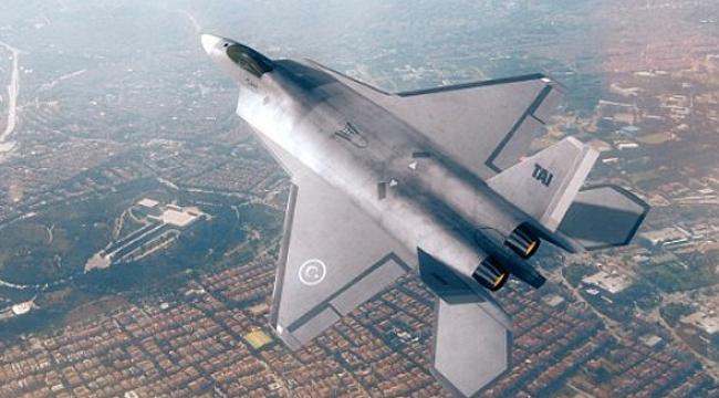 Türkiye'nin yerli ilk savaş uçağının ilk görüntüleri!