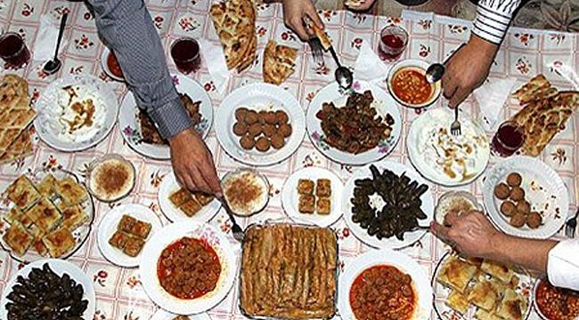 Bayram için sağlıklı beslenme tavsiyeleri | Bursa haberleri