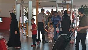 Bursa terminalinde bayram yoğunluğu   Bursa haberleri