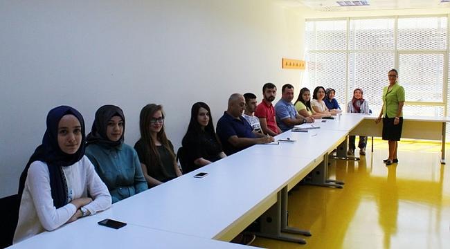 Bursa'da pazarlama kursuna büyük ilgi | Bursa haberleri