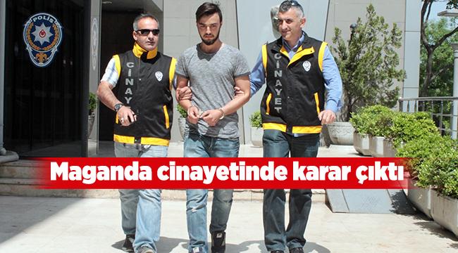 Bursa'daki maganda cinayetine karar çıktı | Bursa haberleri