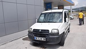Bursa'dan çaldı, Bozüyük'te yakalandı | Bursa haberleri