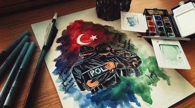 Bursa'lı gençlerden, duygulandıran anlamlı destek...