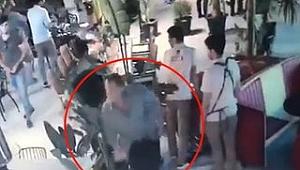 Fatih Terim'in kavga görüntüleri ortaya çıktı