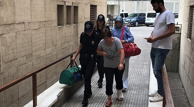 FETÖ şüphelisi polisten kaçmak için balkondan atladı