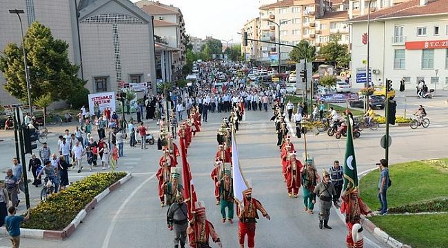 İnegöl'de Kültür Sanat Festivali coşkusu   Bursa haberleri
