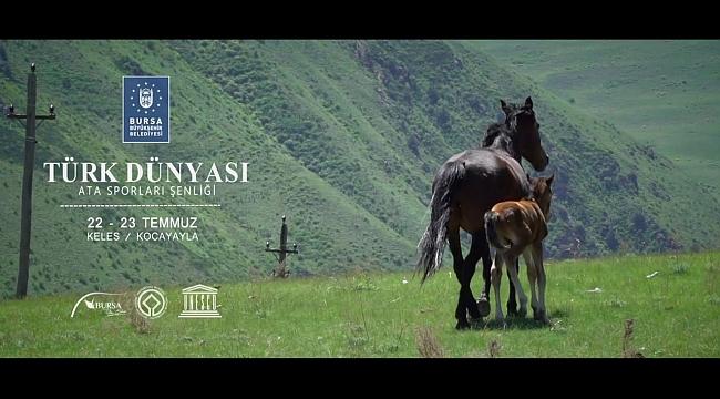 Türk dünyası Kocayayla'da buluşuyor | Bursa haberleri