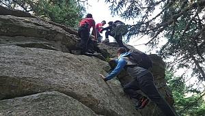 Uludağ'da kaybolan dağcılar kurtarıldı | Bursa haberleri
