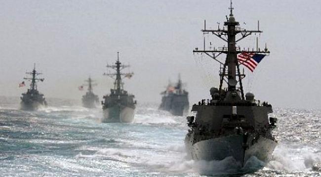 ABD, savaş gemisini Çin Denizi'ne gönderdi!