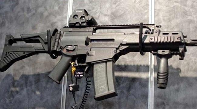 Almanya'dan Türkiye'ye dev silah satışı