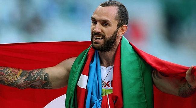 Artık 200 metrenin en iyisi bir Türk!