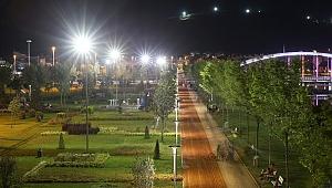 Bursa'da sıcak yaz akşamlarının buluşma noktası | Bursa haberleri