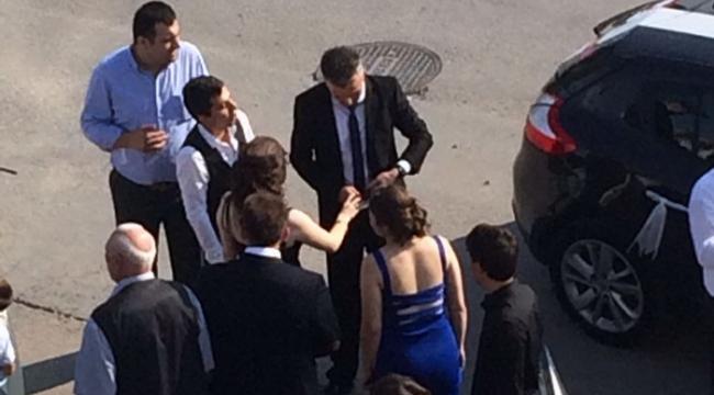 Bursa'daki düğünde maganda terörü | Bursa haberleri
