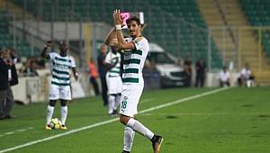 Bursaspor genç oyuncusu Kubilay Kanatsızkuş özür diledi