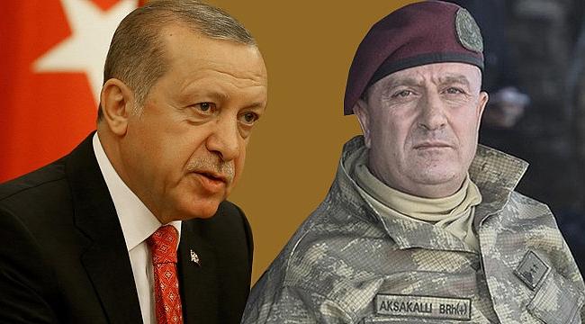 Erdoğan'dan 'Aksakallı' sorusuna yanıt