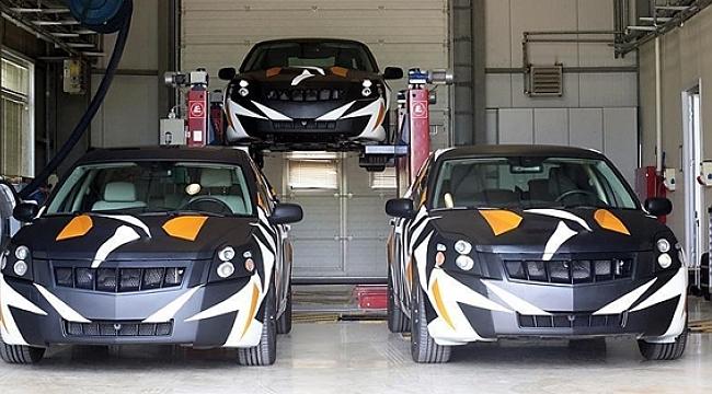 Yerli otomobil için ilk ciddi adım