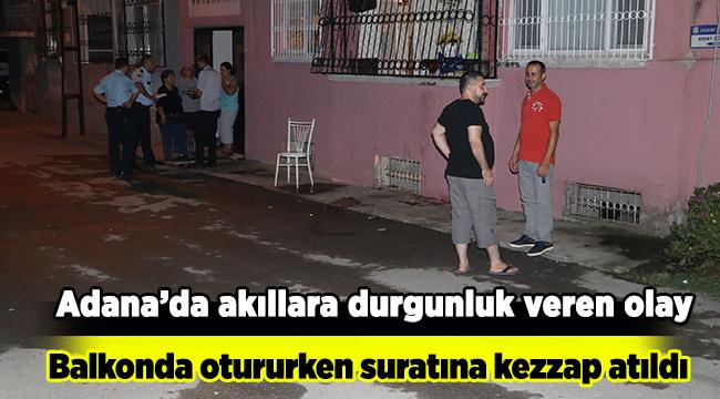 Adana'da akılalmaz olay!!!