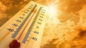 Sıcaklık rekoru kırıldı, Meteoroloji'den nefes aldıran açıklama!