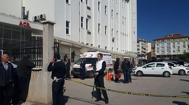 Ankara'da kız kaçırma dehşeti! 1 polis şehit...
