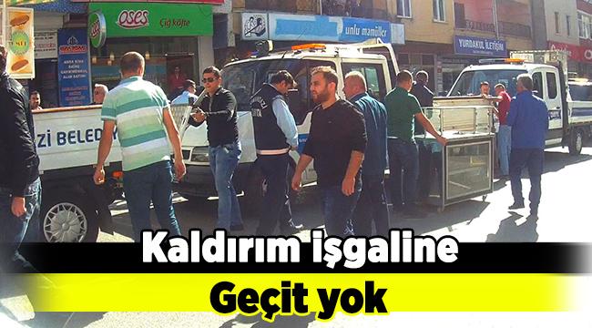 Bursa'da işgal operasyonu