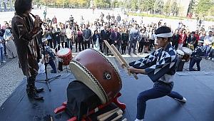 Nilüfer-Tokai kardeşliğinin 10. yıldönümüne renkli kutlama