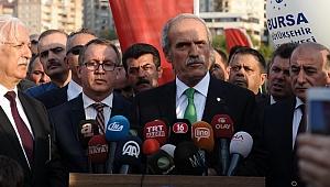 Sondakika! Bursa Büyükşehir Belediye Başkanı Recep ALTEPE istifa etti!