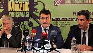 Türkiye'nin yeni starları Bursa'dan çıkacak