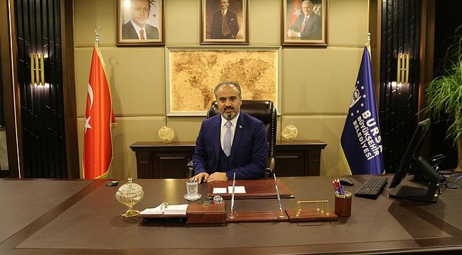 Başkan Alinur Aktaş Bursalılarla buluşuyor - Bursa Haberleri