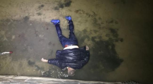 Bursa'da alkol alan şahıs dere kenarından düşerek hayatını kaybetti! - Bursa Haberleri