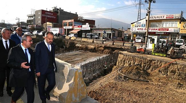 Bursa'da çok konuşulan T2 hattının akibeti belli oldu - Bursa Haberleri