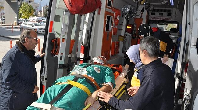 Bursa'da okul yolunca feci kaza yaşandı - Bursa Haberleri