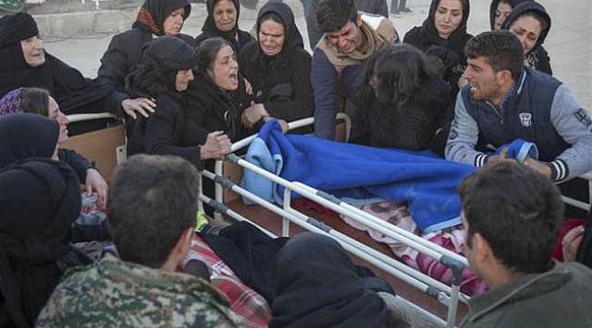 Irak'taki 7,3'lük deprem sonrası İran'da 328 kişi hayatını kaybetti