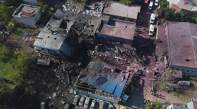 Patlama bölgesindeki sanayicilerle vatandaş tartıştı - Bursa Haberleri