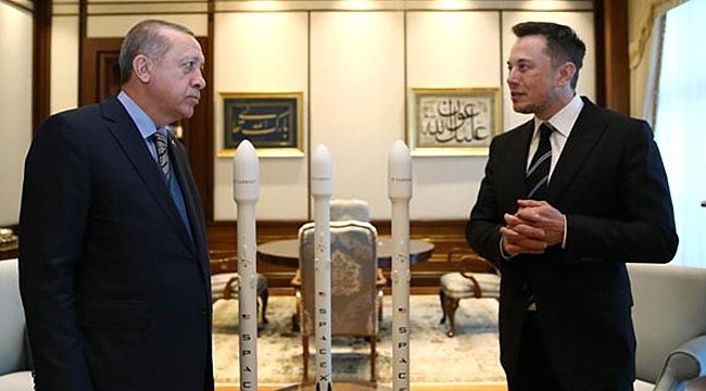 Türk uydularını Elon Musk uzaya fırlatacak