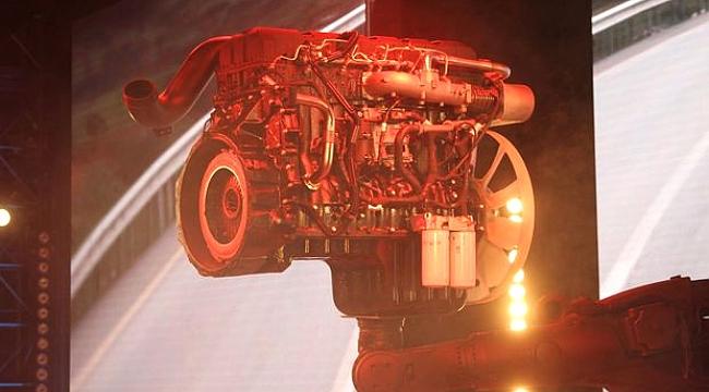 Yüzde 100 Türk mühendislerinin ürettiği motorlar Çin'de seri üretime geçti