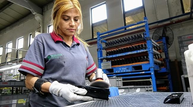 Bursa'da ağır sanayinin kadın işçileri - Bursa Haberleri