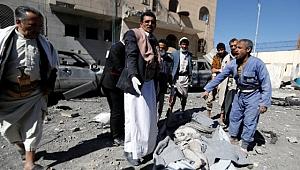 Suudi Arabistan, Yemen'i vurdu, 39 ölü, 90 yaralı