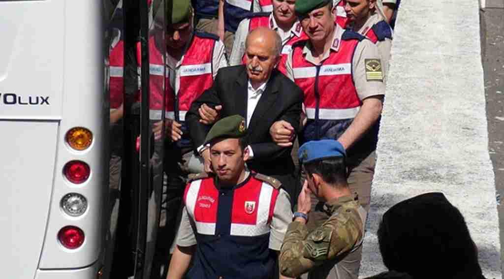 Başsavcı Kuş'un tutuklama talebine mahkemeden ret - Bursa Haberleri