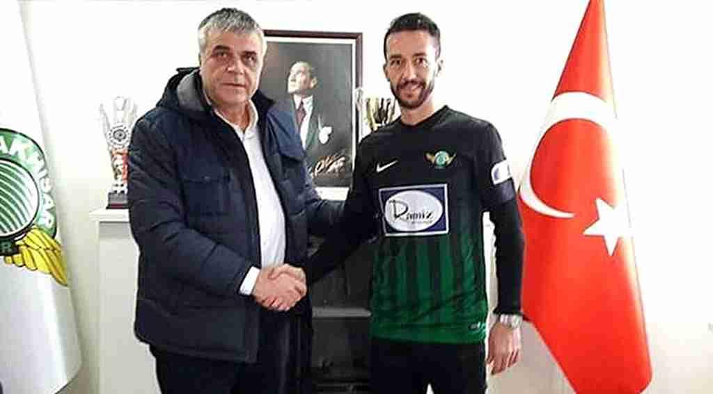 Bilal Kısa Akhisarspor'a geri döndü